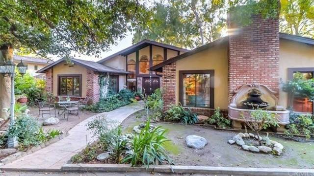1080 Terrace Drive, Upland, CA 91784 (#EV21234758) :: Randy Horowitz & Associates