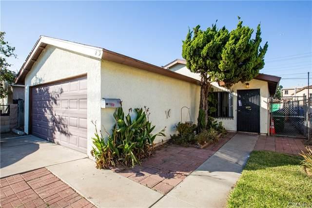 433 E 97th Street, Los Angeles (City), CA 90003 (#SB21222662) :: Mainstreet Realtors®