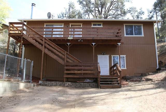 3706 Kiwanis Trail, Frazier Park, CA 93225 (#SR21234586) :: The Marelly Group | Sentry Residential