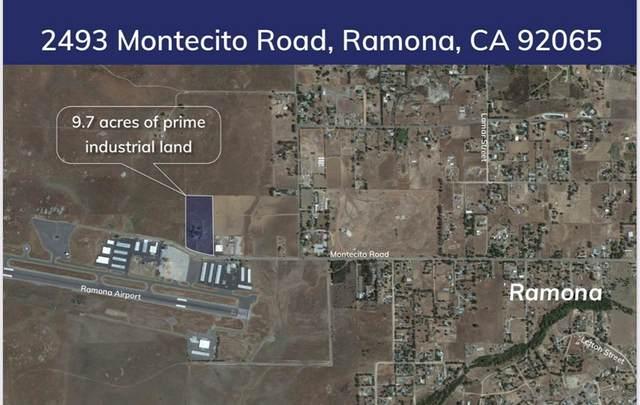 2493 Montecito Rd, Ramona, CA 92065 (#210029649) :: Elevate Palm Springs