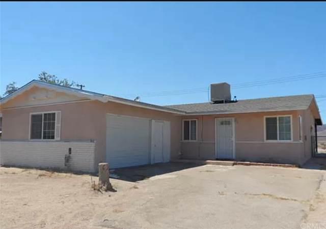 37912 Grand View Avenue, Yermo, CA 92398 (#IG21231559) :: Blake Cory Home Selling Team
