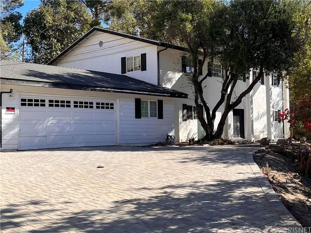 20139 Delita Drive, Woodland Hills, CA 91364 (#SR21230467) :: The Kohler Group