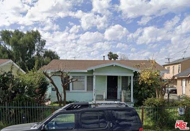 411 S Grevillea Avenue, Inglewood, CA 90301 (#21798450) :: Robyn Icenhower & Associates