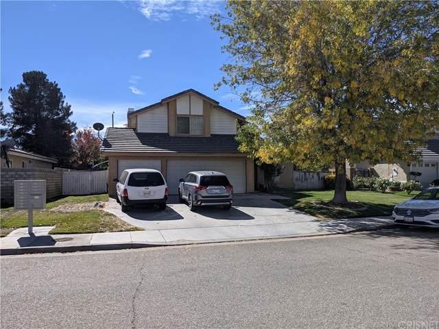 5530 Casita Court, Palmdale, CA 93552 (#SR21234639) :: Mainstreet Realtors®