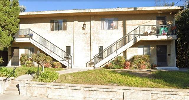 175 E Highland Avenue #4, Sierra Madre, CA 91024 (#AR21233428) :: The Kohler Group