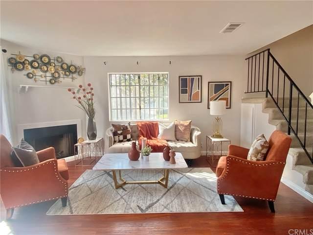 824 S Stoneman Avenue #9, Alhambra, CA 91801 (#TR21234786) :: Mainstreet Realtors®