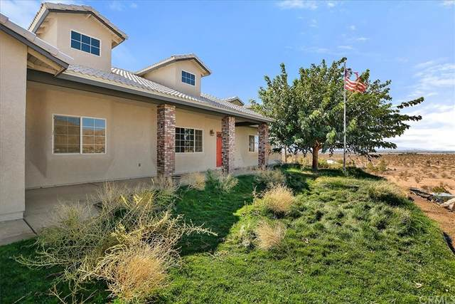 25025 Little Teepee Road, Apple Valley, CA 92307 (#WS21234851) :: RE/MAX Empire Properties