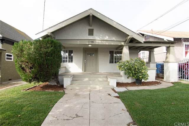 1737 S Catalina Street, Los Angeles (City), CA 90006 (#RS21234777) :: Blake Cory Home Selling Team