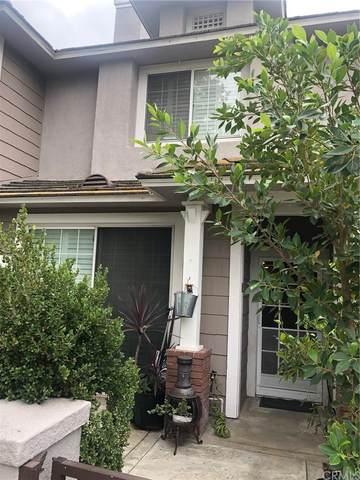 6490 Dickens Street #79, Chino Hills, CA 91709 (#CV21234748) :: Corcoran Global Living
