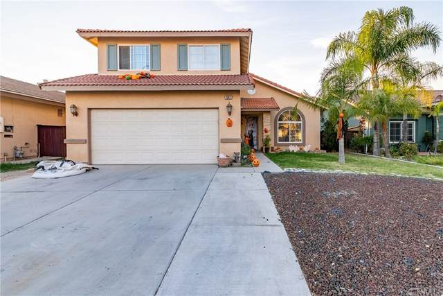 1592 Western Village Drive, San Jacinto, CA 92583 (#SW21234880) :: RE/MAX Empire Properties