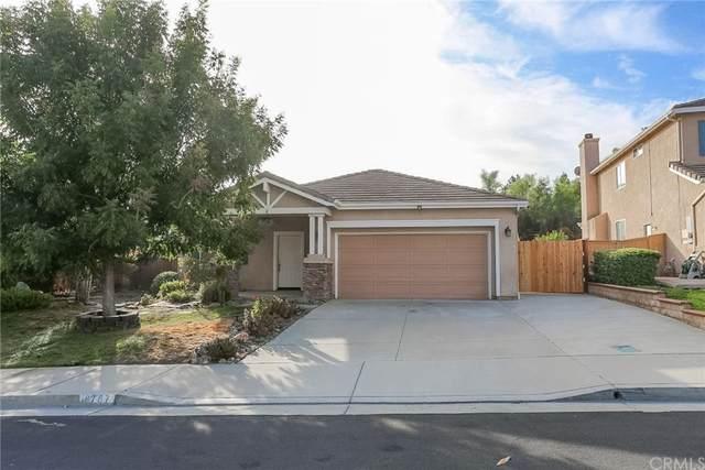 8787 Sugarcane Court, Corona, CA 92883 (#IG21234839) :: Blake Cory Home Selling Team