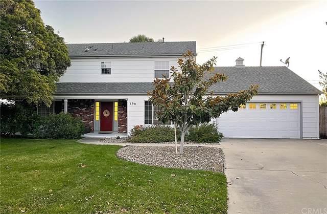 190 Oakmont Avenue, Vandenberg Village, CA 93436 (#SC21234552) :: The Houston Team | Compass