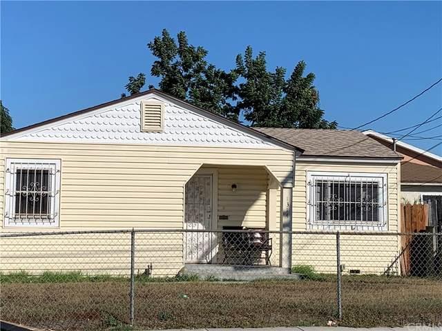1314 S Wilmington Avenue, Compton, CA 90220 (#DW21224705) :: Twiss Realty