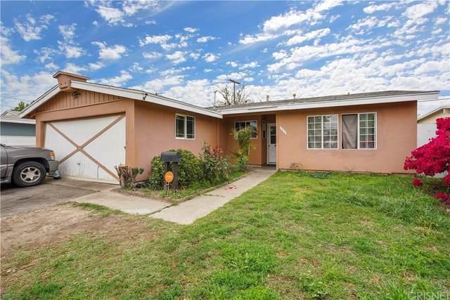 11218 Blythe Street, Sun Valley, CA 91352 (#SR21234771) :: Twiss Realty