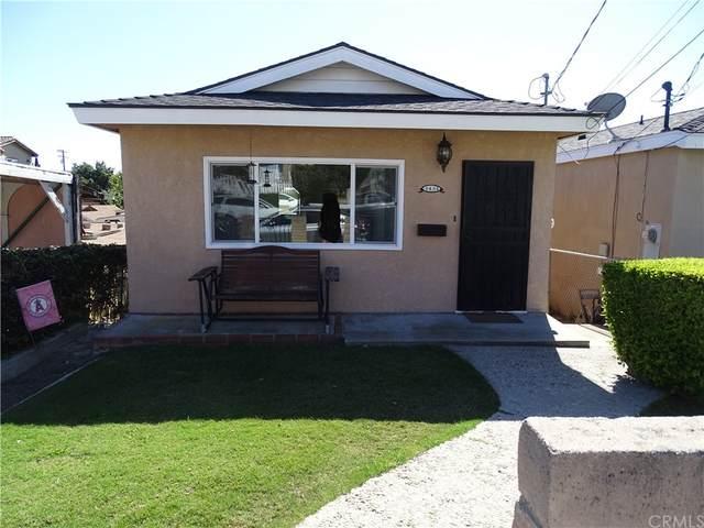 1431 W 2nd Street, San Pedro, CA 90732 (#PV21234939) :: RE/MAX Empire Properties