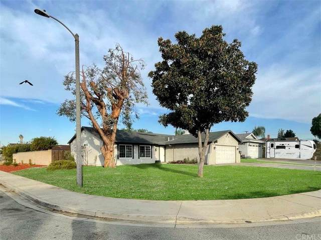 12544 Lewis Avenue, Chino, CA 91710 (#TR21234159) :: Re/Max Top Producers