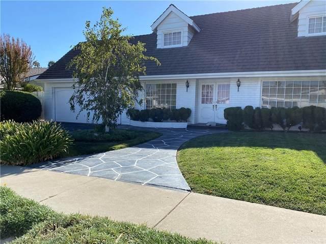 5655 Ramara Avenue, Woodland Hills, CA 91367 (#SR21234917) :: Twiss Realty