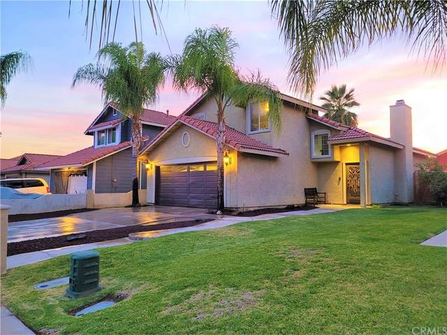 15665 Lipari Drive, Moreno Valley, CA 92551 (#DW21234949) :: Mainstreet Realtors®