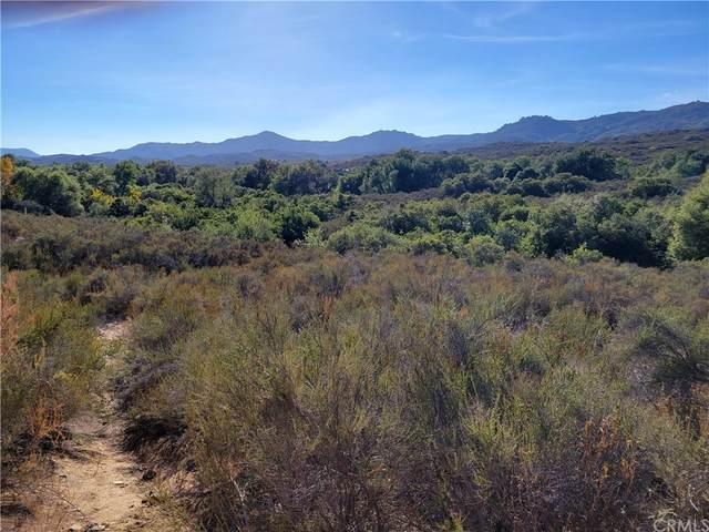 0 Ortega Highway, Lake Elsinore, CA 92530 (#SW21234966) :: Elevate Palm Springs