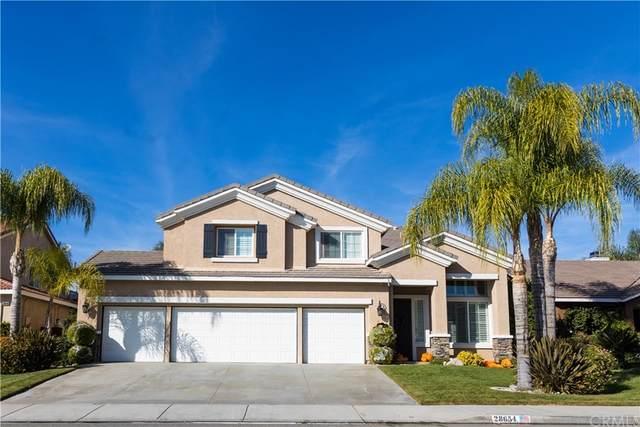 28654 Heather Green Way, Menifee, CA 92584 (#SW21235006) :: Elevate Palm Springs