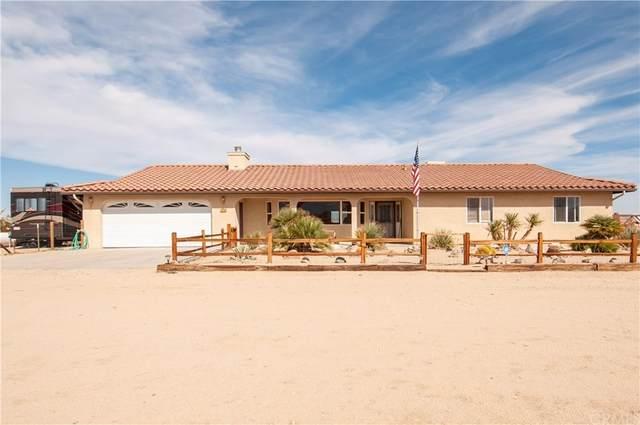 72772 Nandina Street, 29 Palms, CA 92277 (MLS #JT21234997) :: Desert Area Homes For Sale