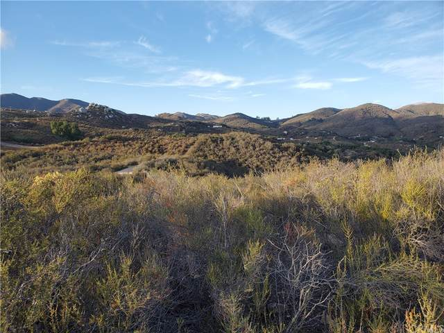0 Decker Canyon Road, Lake Elsinore, CA 92530 (#SW21235009) :: Elevate Palm Springs