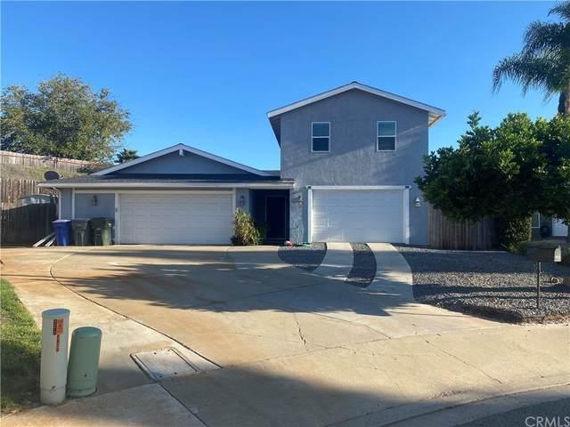 872 Lori Court, San Marcos, CA 92069 (#SW21235033) :: Elevate Palm Springs