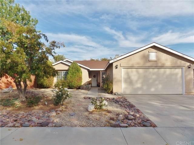 43726 Serenity Court, Lancaster, CA 93535 (#SR21235039) :: Elevate Palm Springs