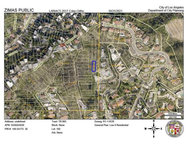 0 Residential - Vacant Land, Los Angeles (City), CA 90069 (#TR21235059) :: Team Tami