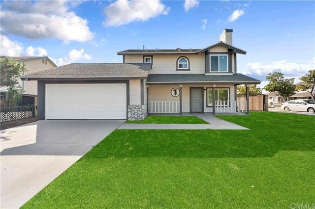 7434 Catawba Drive, Fontana, CA 92336 (#CV21235058) :: Blake Cory Home Selling Team