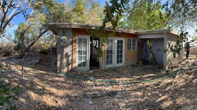 68181 El Noche Road, 29 Palms, CA 92277 (MLS #RS21234956) :: Desert Area Homes For Sale
