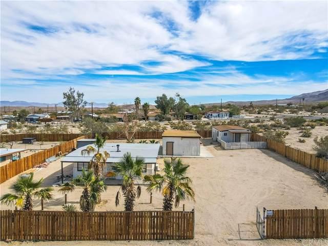 7405 Sherman Hoyt Avenue, 29 Palms, CA 92277 (MLS #JT21232021) :: Desert Area Homes For Sale