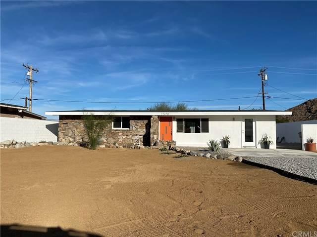 22470 Fawnridge Drive, Palm Springs, CA 92262 (MLS #CV21235085) :: Desert Area Homes For Sale