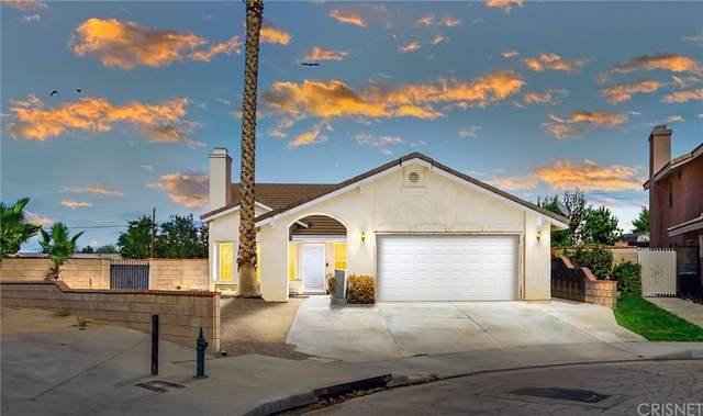 45136 Loma Vista Drive, Lancaster, CA 93535 (#SR21235105) :: Blake Cory Home Selling Team