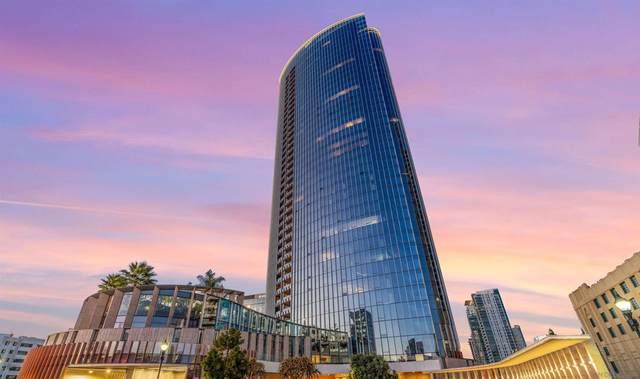 888 W E Street #2805, San Diego, CA 92101 (#210029688) :: Zutila, Inc.