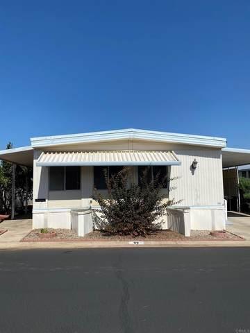 8301 Mission Gorge Road #92, Santee, CA 92071 (#PTP2107439) :: Bob Kelly Team