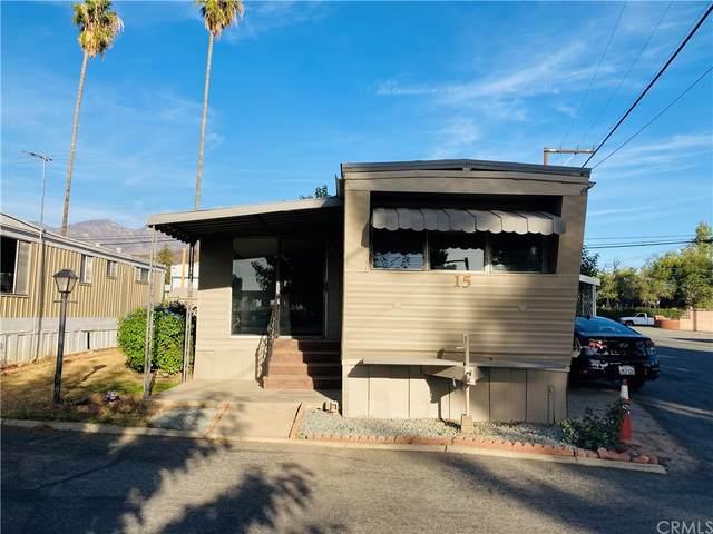 12650 California Street #15, Yucaipa, CA 92399 (#IV21234124) :: RE/MAX Empire Properties