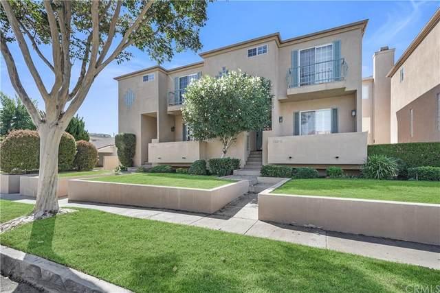 215 Whiting Street #3, El Segundo, CA 90245 (#SB21235132) :: Millman Team