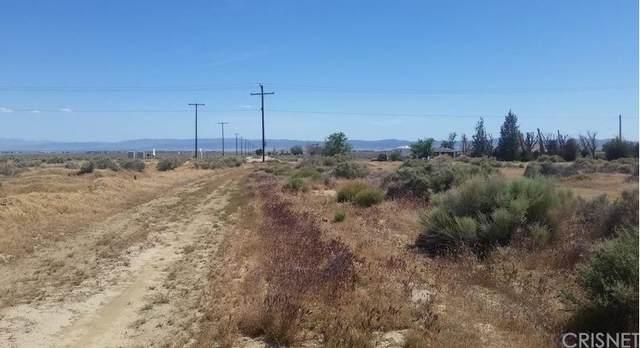 0 95th West, Rosamond, CA 93560 (#SR21235165) :: Zutila, Inc.