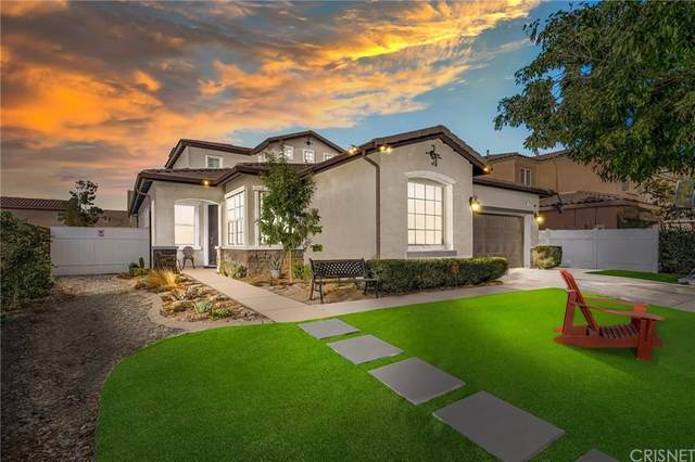 6111 W Avenue K10, Lancaster, CA 93536 (#SR21235177) :: Blake Cory Home Selling Team