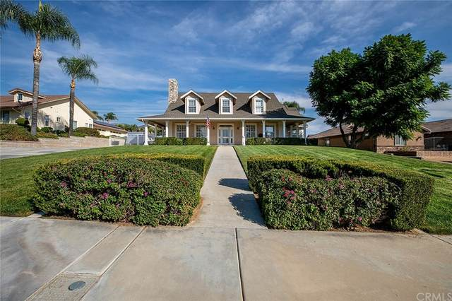 7455 Via Deldene, Highland, CA 92346 (#EV21235215) :: American Real Estate List & Sell