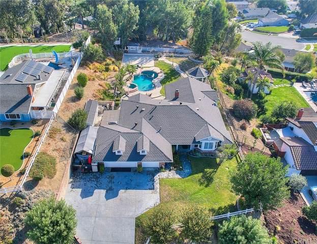 15311 Hawthorn Avenue, Chino Hills, CA 91709 (#CV21231254) :: Corcoran Global Living