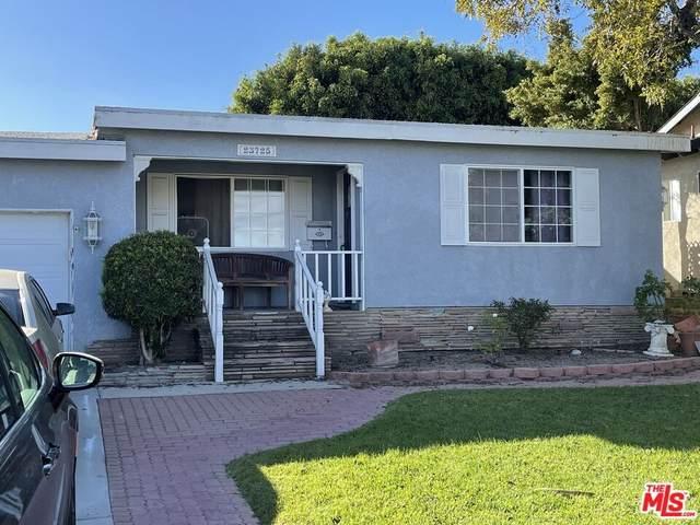 23725 Cabrillo Avenue, Torrance, CA 90501 (#21798730) :: Compass
