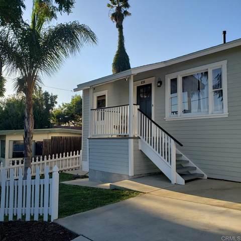 634 E 7th Avenue, Escondido, CA 92025 (#NDP2112069) :: Fox Real Estate Team