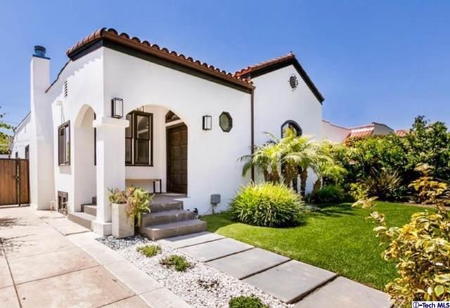 829 N Stanley Avenue, Los Angeles (City), CA 90046 (#320008167) :: Mainstreet Realtors®