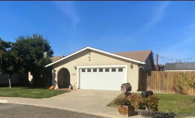 1318 Woodland Ct, San Marcos, CA 92069 (#210029672) :: Fox Real Estate Team