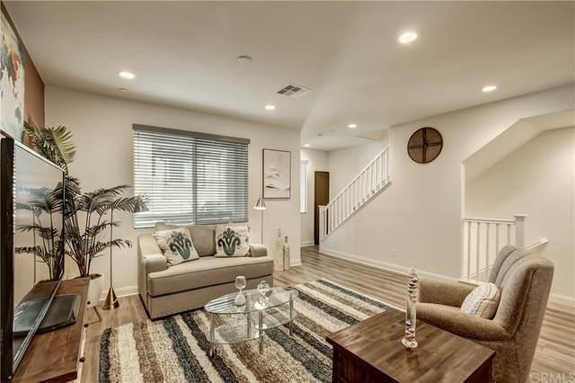 7366 Palazzo Place, Rancho Cucamonga, CA 91739 (#EV21233976) :: Corcoran Global Living