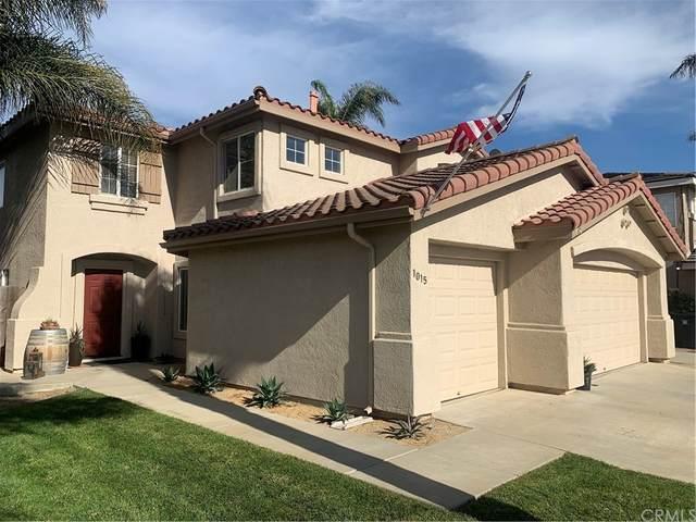 1015 Murray Drive, Santa Maria, CA 93454 (#PI21235225) :: Mainstreet Realtors®
