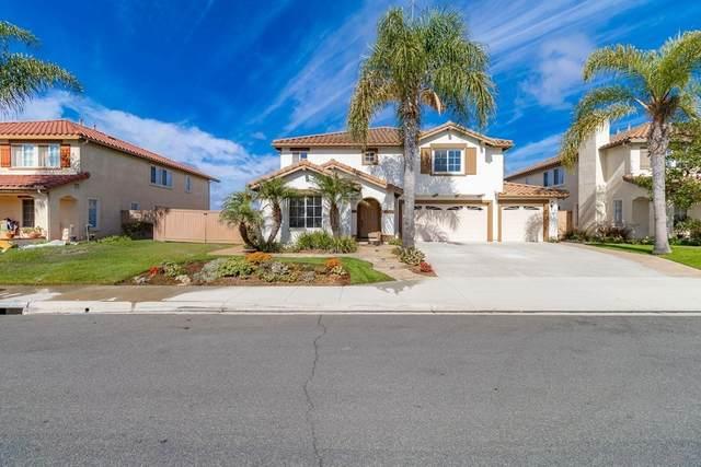 4240 Alta Vista Ct, Oceanside, CA 92057 (#210029664) :: Fox Real Estate Team