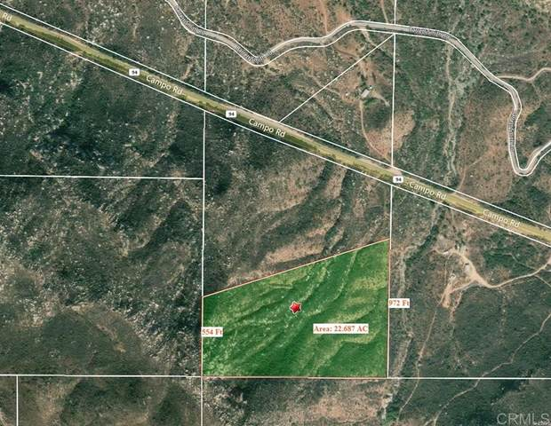 0 Highway 94 #13, Jamul, CA 91935 (#PTP2107444) :: Steele Canyon Realty